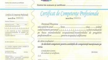 Calificări autorizate 1